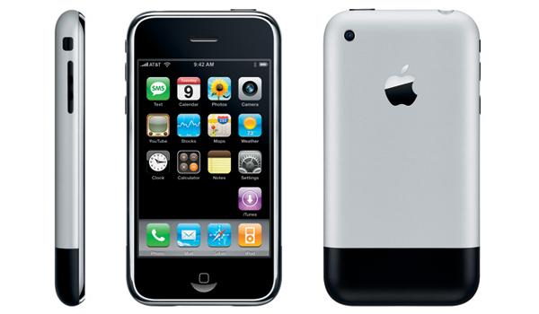 iPhone 2G - svetapple.sk